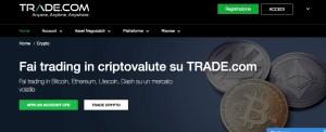 Migliori Piattaforme Criptovalute - Trade.com