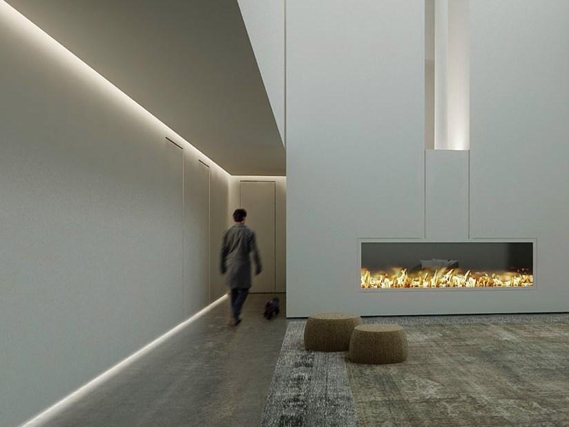 Illuminazione Di Un Corridoio : Accendi la luce nel corridoio u crisaledesign