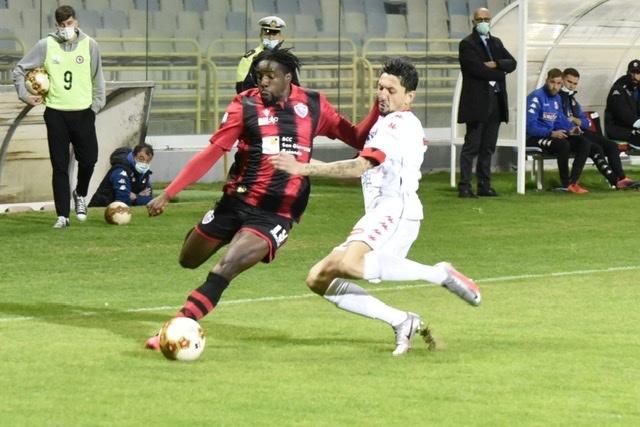 Foggia-Bari 1-0. I rossoneri si aggiudicano il derby di rigore.