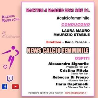 Calcio Femminile Style