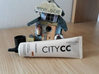 MÁDARA – CITYCC HYALURONIC ANTI-POLLUTION CC CREAM SPF15