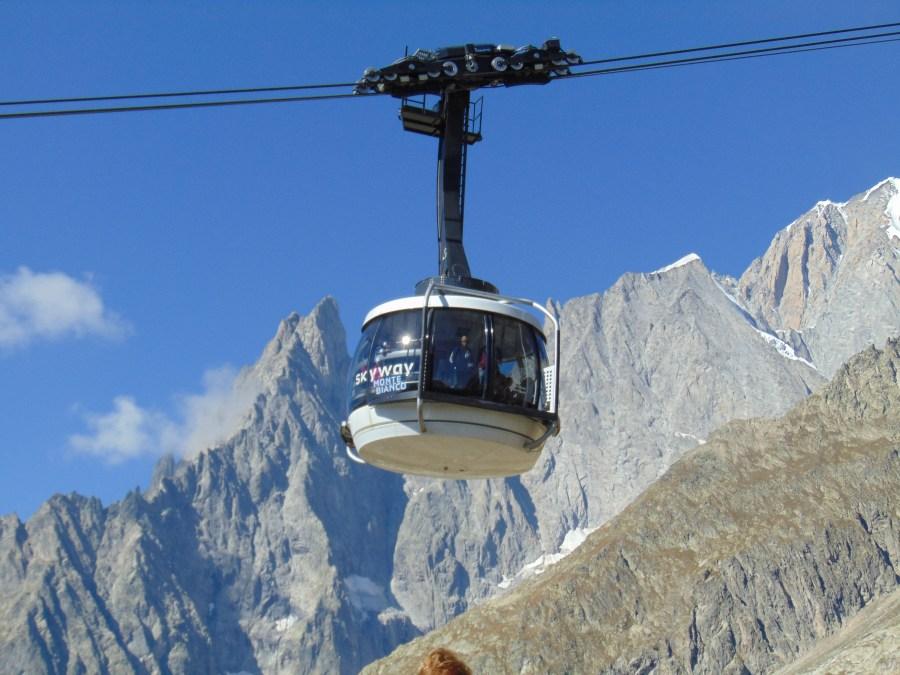 Skyway Monte Bianco - Ad un passo da Cielo!