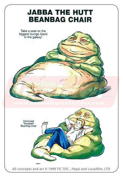 Almofadão do Jabba
