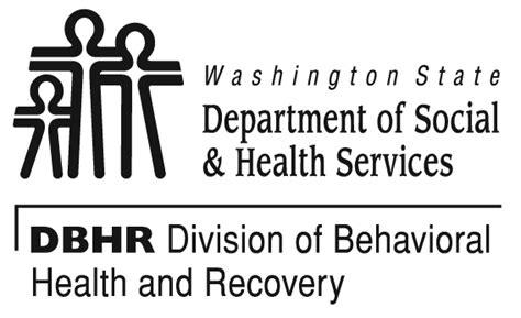 DSHS DBHR Logo