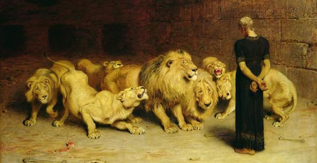 daniel-in-the-lions-den-briton-riviere