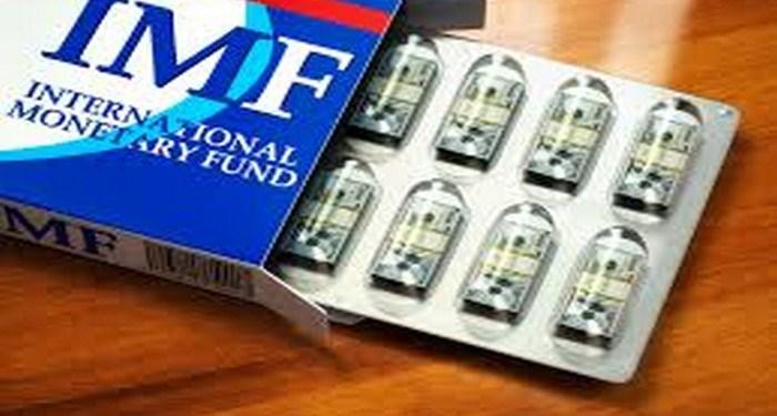 IMF crisis pills, ΔΝΤ