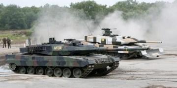 Η Γερμανία ανακοίνωσε εμπάργκο όπλων στην Τουρκία 1