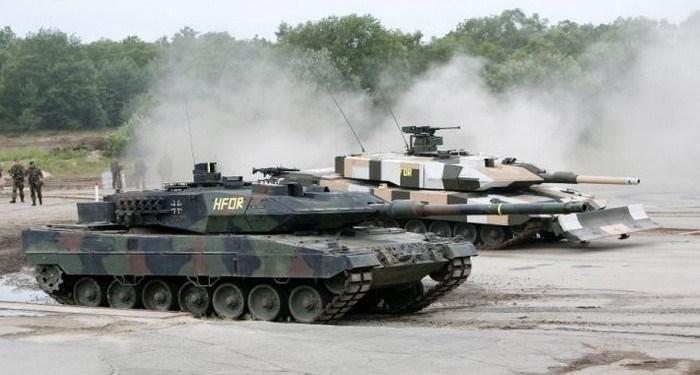 Η Γερμανία ανακοίνωσε εμπάργκο όπλων στην Τουρκία 23