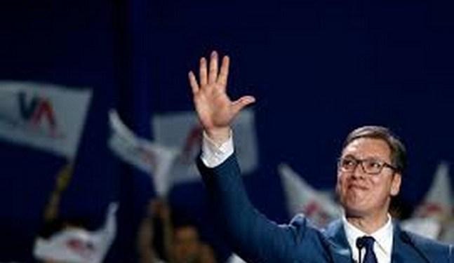 Σερβία: Ο Βούτσιτς σάρωσε με 63,5%. Στο 50% η αποχή 24