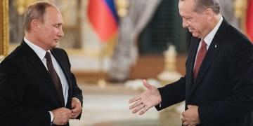 """Ο Πούτιν """"αδειάζει"""" Ερντογάν για διμερή συνάντηση 1"""