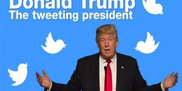 Ο Τραμπ βάζει φωτιά στα social media εκτελεστικό διάταγμα 1