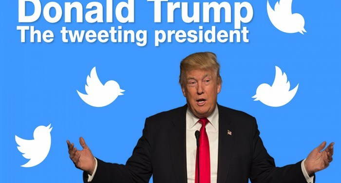 Ο Τραμπ βάζει φωτιά στα social media εκτελεστικό διάταγμα 23