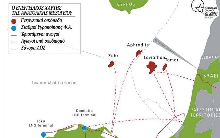 eastern med energy map