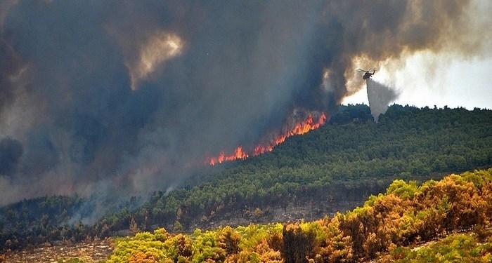 Μεγάλη φωτιά στις Σάπες Ροδόπης.-Εκκενώθηκε οικισμός(upd) 22