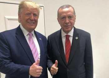 """Νέα """"υπόκλιση"""" Τραμπ στον Ερντογάν, ήρε τις κυρώσεις στην Τουρκία 29"""