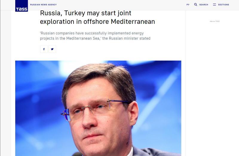 Ρωσική μπίζνα με Τουρκία για γεωτρήσεις στην Ανατολική Μεσόγειο 26