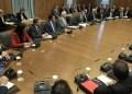 Ο Κυριάκος Μητσοτάκης προεδρεύει στο υπουργικό συμβούλιο