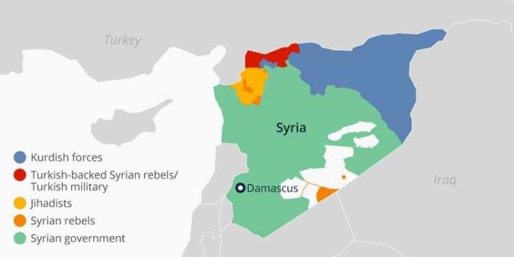 """Οι """"αφέντες"""" και δυνάστες της Συρίας (χάρτης) 23"""