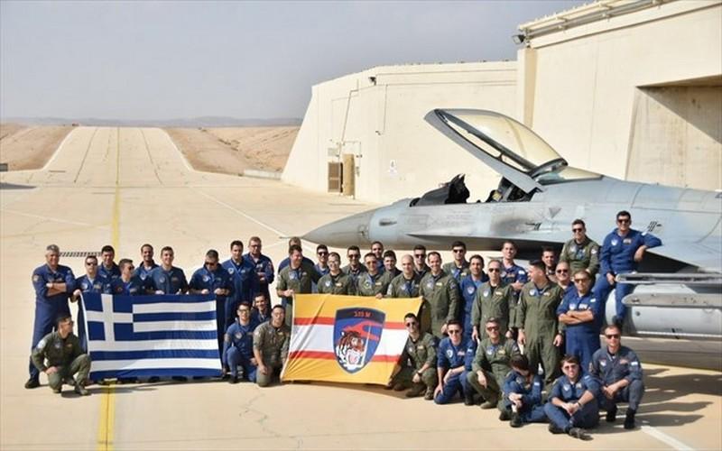 Ελληνική απάντηση στην Τουρκία με F-16, μέσω... Ισραήλ 24