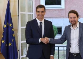 Ισπανία: Προς κυβέρνηση μειοψηφίας Σοσιαλιστών-Podemos 23