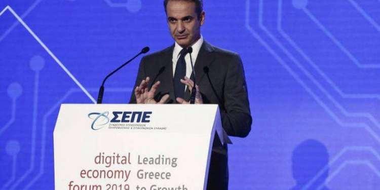 """Ο Μητσοτάκης ζητάει μειώσεις τιμών από τις εταιρίες κινητής, το σκηνικό """"μυρίζει"""" τράπεζες 22"""