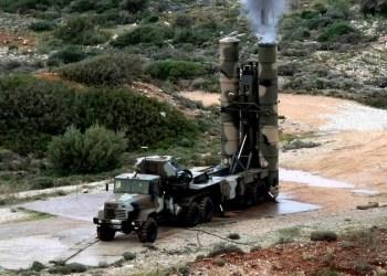 Οι ελληνικοί αντιαεροπορικοί πύραυλοι S-300