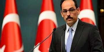 Περίεργη παρέμβαση Καλίν: Θέτει θέμα τουρκικής μειονότητας και... προωθεί θετική ατζέντα 1