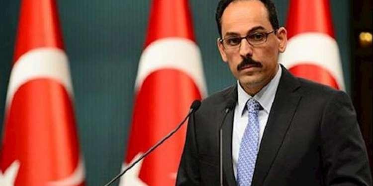 Περίεργη παρέμβαση Καλίν: Θέτει θέμα τουρκικής μειονότητας και... προωθεί θετική ατζέντα 22