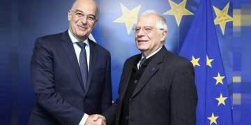 Η Ελλάδα πήρε... ανησυχία από την ΕΕ, δεν κάλυψαν οι ΥΠΕΞ τον Δένδια 1