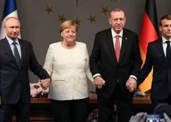 Διπολικό σύνδρομο στις σχέσεις Ιταλίας, Γερμανίας και ΗΠΑ με τον Ερντογάν 31
