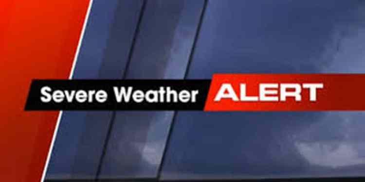 Weather Alert, ΄Έκτακτο δελτίο