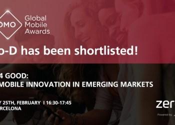 Η Upstream διεκδικεί το μεγαλύτερο βραβείο στον κλάδο των κινητών επικοινωνιών στον κόσμο 24