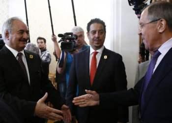 Δήλωση Λαβρόφ παγώνει τον Χάφταρ.-Ρωσία, NATO, Αίγυπτος, Τουρκία στήνουν τραπέζι για διαπραγματεύσεις 30