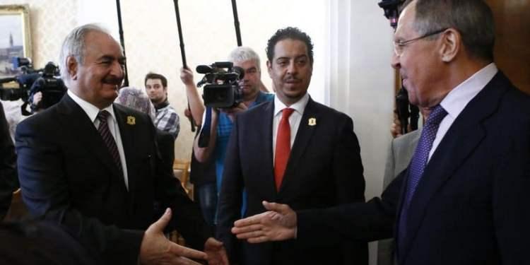 """Λιβύη: Νέα διορία στον Χαφτάρ δίνει ο Πούτιν, στα """"κάγκελα"""" ο Ερντογάν 22"""