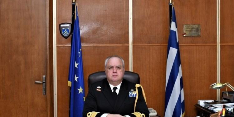 Αντιναύαρχος Στυλιανός Πετράκης: Το βιογραφικό του νέου αρχηγού ΓΕΝ 22