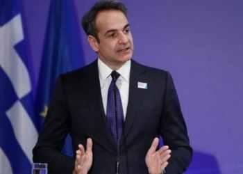 Ο Μητσοτάκης ενημερώνει τους πολιτικούς αρχηγούς για Τουρκία και Σύνοδο Κορυφής 21