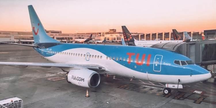 TUI Airplane