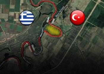 Άγρια πρόκληση: Τουρκικά F-16 πάνω από τον Έβρο 23