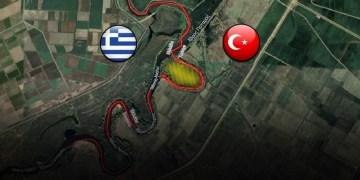 """Αμήχανη η Ελλάδα, ενώ η Τουρκία στήνει """"Ίμια"""" στον Έβρο 1"""