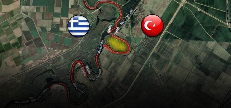 """Αμήχανη η Ελλάδα, ενώ η Τουρκία στήνει """"Ίμια"""" στον Έβρο 21"""