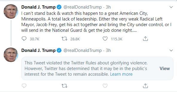 ΗΠΑ: Βγάζοντας (πολιτική) άκρη από το χάος.-Τραμπ, Twitter και Ζούκι πρωταγωνιστούν 28