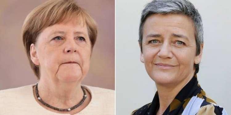 """Η Μέρκελ σώζει τη Lufthansa.-Η Βεστάγκερ """"ψαλιδίζει"""" τα φτερά (τους) 24"""