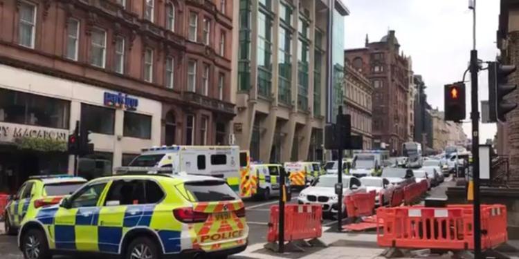 Σκοτία: Νεκρός ο δραστης της επίθεσης στο Holiday Inn. Δεν είναι τρομοκρατικό το χτύπημα 22