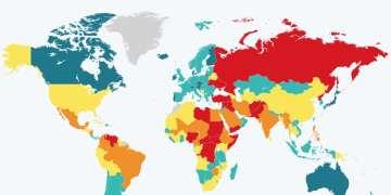 Δείκτης Παγκόσμιας Ειρήνης: Ο κόσμος διολισθαίνει στη βία 1