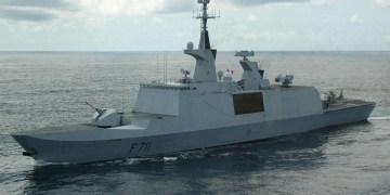 Γαλλική φρεγάτα κατέπλευσε στην Κύπρο.-Νέο μήνυμα στην Άγκυρα 1