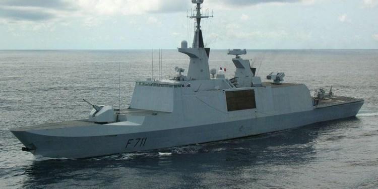 Γαλλική φρεγάτα κατέπλευσε στην Κύπρο.-Νέο μήνυμα στην Άγκυρα 22