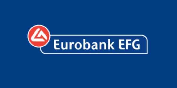 Eurobank, logo