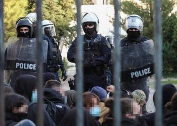 Συλλήψεις στο Πολυτεχνείο