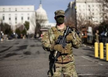 Στρατιώτης της Εθνικής Φρουράς των ΗΠΑ