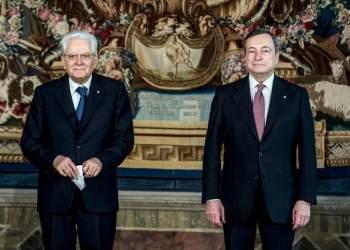 Μάριο Ντράφκι και Σέρτζιο Ματαρέλα